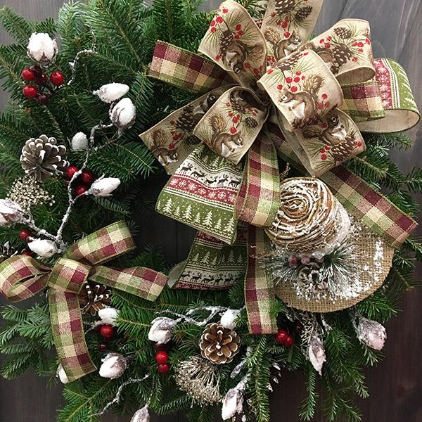 Wreath 25