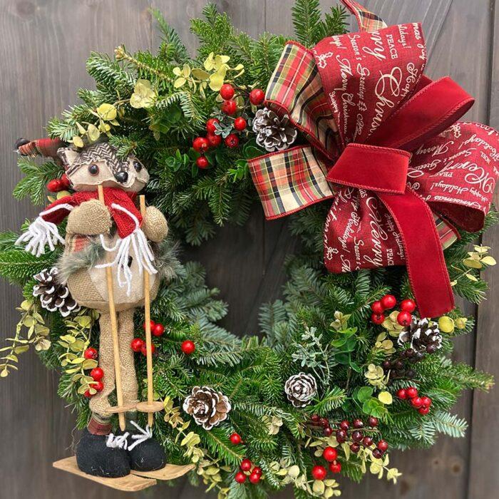 Wreath 27